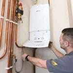 Plumbing & Heating Cirencester - Mr Ayres Client Review - Gas Boiler Service Cirencester