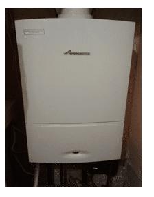 A Worcester Bosch Gas Boiler  - Prestige Services