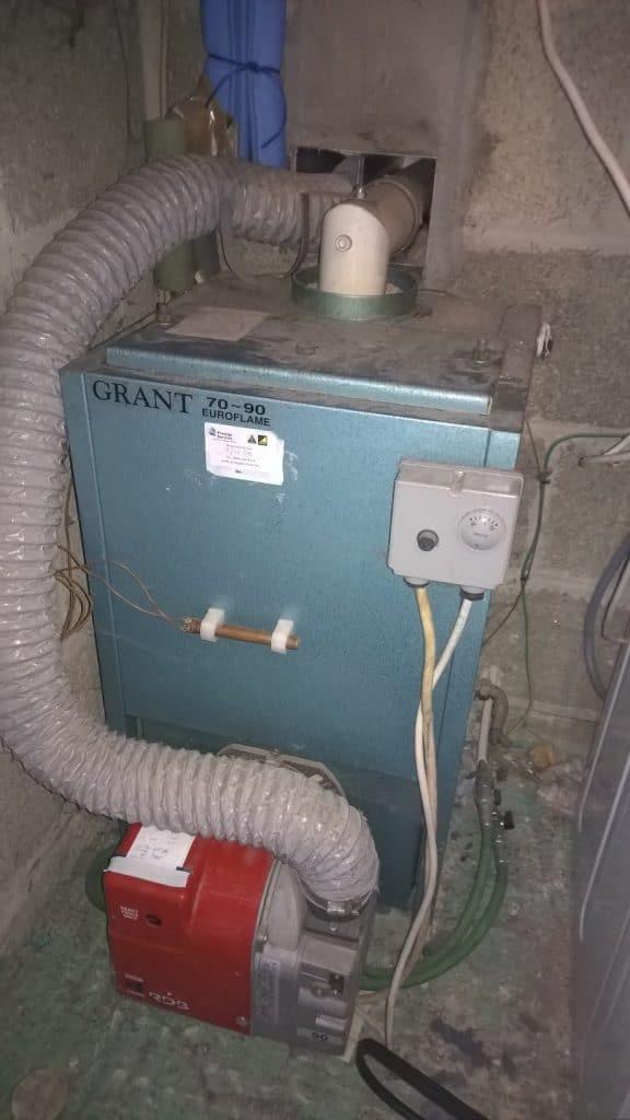 Landlord's Oil Boiler Servicing - Oil Boiler - Prestige Services